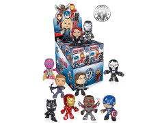 Captain America: Civil War Mystery Minis Box of 12 Figures