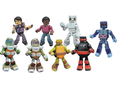 TMNT Minimates Series 4 Box of 18 Figures
