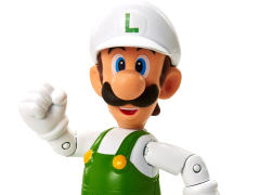 "World of Nintendo 4"" Figure Series 04 - Fire Luigi"