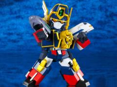 The Brave Express Might Gaine D-Style Model Kit - Might Gaine