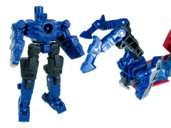 Transformers Prime Arms Micron Blowpipe (Fracas) Exclusive