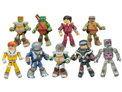 TMNT Minimates Series 5 Box of 18 Figures