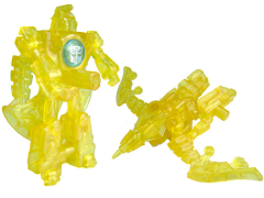 Transformers Go! Arms Micron Jin