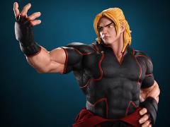 Street Fighter Ken Masters 1/4 Scale Statue