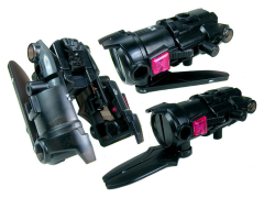 Transformers Prime Arms Micron Shadow Gora Exclusive