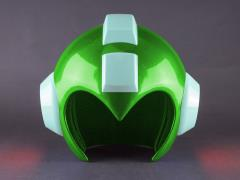 Mega Man 1:1 Scale Wearable Helmet (Green)