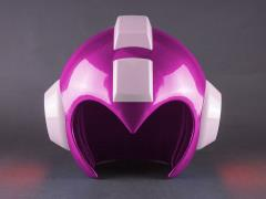 Mega Man 1:1 Scale Wearable Helmet (Pink)