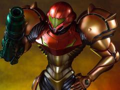 Metroid Prime Samus Varia Suit 1/4 Scale Statue