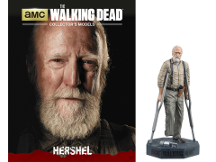 The Walking Dead Collector's Models - #15 Herschel