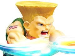Street Fighter The New Challenger Guile Figure