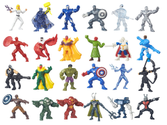 Marvel 500 Micro Figure Series 04 - Box of 24