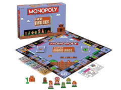 Monopoly: Super Mario Bros. Collector's Edition