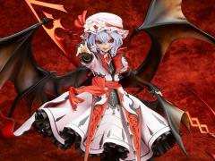 Touhou Project Remilia Scarlet (Legend of Scarlet Devil Castle Ver.) 1/8 Scale Figure