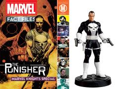 Marvel Fact Files Special Edition #18 - Punisher