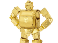Transformers Metal Earth Model Kit - Bumblebee Gold
