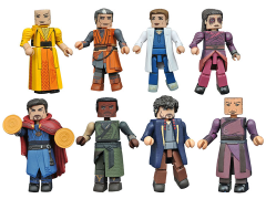 Marvel Minimates Wave 70 Two Pack Set of 4