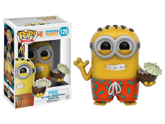 Pop! Games: Minions Paradise - Phil