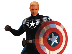 Marvel One:12 Collective Commander Rogers PX Previews Exclusive