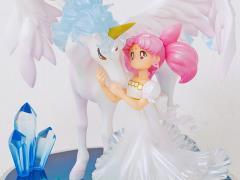 Sailor Moon FiguartsZERO Chouette Chibi-Usa & Helios