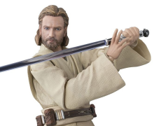 Star Wars S.H.Figuarts Obi-Wan Kenobi (Attack of the Clones)
