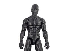 Vitruvian H.A.C.K.S. Male Figure Blank (Obsidian Black)