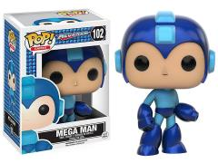 Pop! Games: Mega Man - Mega Man