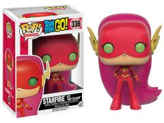 Pop! TV: Teen Titans Go - Starfire as The Flash SDCC 2016 Exclusive