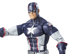 Captain America Marvel Legends Secret War Captain America (Abomination BAF)