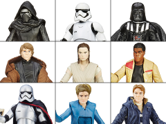 "Star Wars: The Black Series 3.75"" Wave 10 - Set of 9"