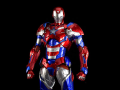 Marvel RE:EDIT #03 Iron Patriot SDCC 2016 Exclusive Figure
