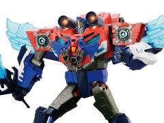 Transformers Adventure TAV-50 Hyper Surge Optimus Prime