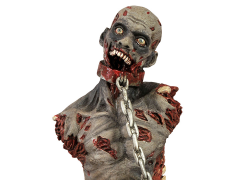 The Walking Dead Zombie Bust Bank Pet Zombie #1