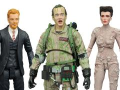 Ghostbusters Select Wave 4 Set of 3