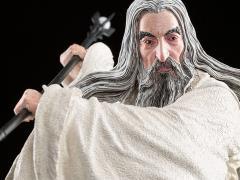 The Hobbit Saruman the White at Dol Guldur 1/6 Scale Statue