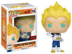 Pop! Animation: Dragon Ball Z - Super Saiyan Vegeta Exclusive
