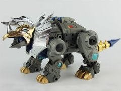 Lost Exo-Realm - LER-02 Cubrar & Driver TFCon 2014 Exclusive