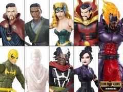 Doctor Strange Marvel Legends Wave 1 Case of 8 Figures (Dormammu BAF)