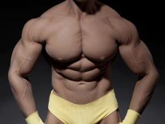 Super-Flexible Male Seamless 1/6 Scale Muscular Body 3.0 (M34)