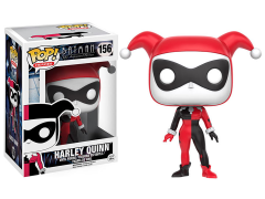 Pop! Heroes: Batman: The Animated Series - Harley Quinn