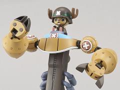 One Piece Chopper Robo Super 2 Heavy Armor Model Kit