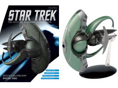Star Trek Starships Collection Special Edition #7 Spock's Jellyfish Ship