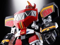 Power Rangers Soul of Chogokin GX-72 Megazord