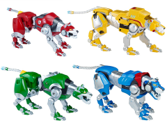 Voltron: Legendary Defender Lion Figure - Case of 4