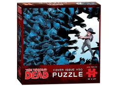The Walking Dead Cover Art Issue 50 550-Piece Puzzle