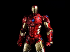 Marvel Now RE:EDIT #07 Iron Man (Red & Gold) Figure