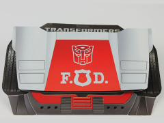 Transformers Masterpiece MP-14+ Red Alert Collector Coin