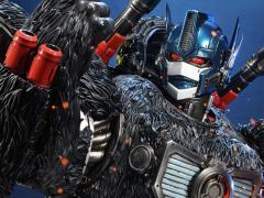 Beast Wars: Transformers Premium Masterline Optimus Primal Statue