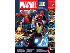 Marvel Fact Files #126