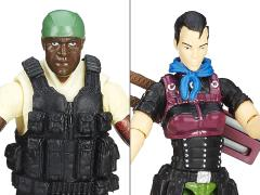 G.I. Joe 50th Anniversary Wave 4 Heavy Conflict Versus Two Pack BBTS Exclusive
