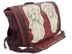 The Walking Dead Daryl's Wings Messenger Bag Red